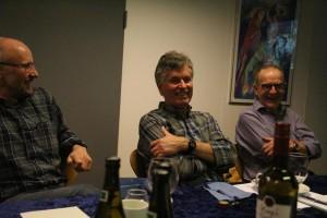Tre gamle formænd