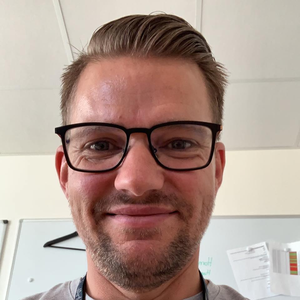 Jens Maagaard Pedersen